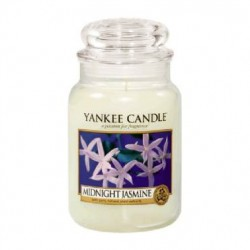 YANKEE CANDLE, Duftkerze Midnight Jasmine, large Jar (623g)_38226