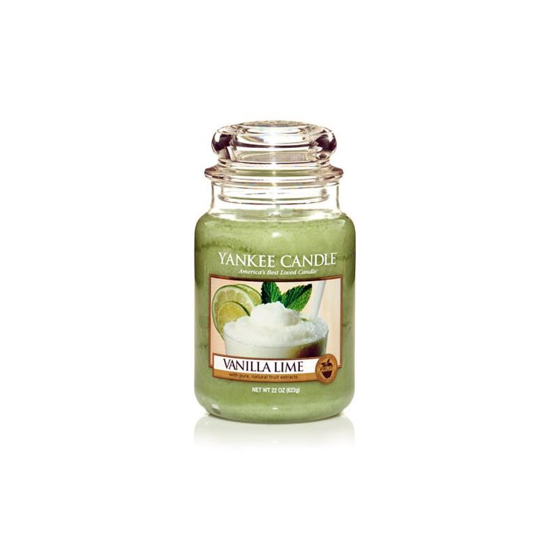 YANKEE CANDLE, Duftkerze Vanilla Lime, large Jar (623g)_38266