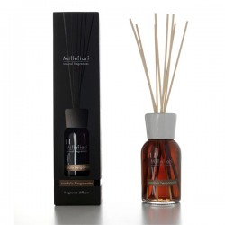 MILLEFIORI Natural, Fragrance Diffuser, Duft SANDALO BERGAMOTTO, 500ml_38601