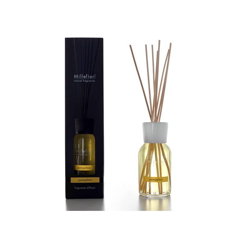 MILLEFIORI Natural, Fragrance Diffuser, Duft POMPELMO, 500ml_38614