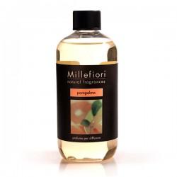 MILLEFIORI Natural: Nachfüll-Flasche, Duft POMPELMO, 500ml_38620