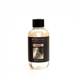 MILLEFIORI Natural: Nachfüll-Flasche, Duft WHITE MUSK, 250ml_38647