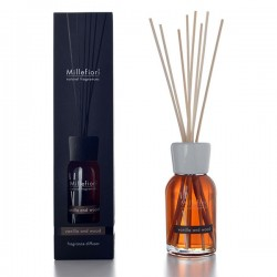 MILLEFIORI Natural, Fragrance Diffuser, Duft VANILLA & WOOD, 500ml_38650