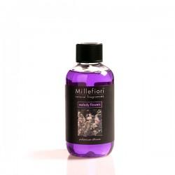MILLEFIORI Natural: Nachfüll-Flasche, Duft MELODY FLOWERS, 250ml_38683