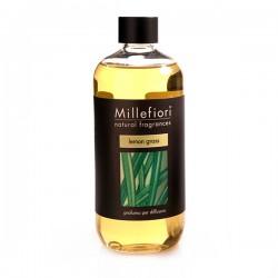 MILLEFIORI Natural: Nachfüll-Flasche, Duft LEMON GRASS, 500ml_38692