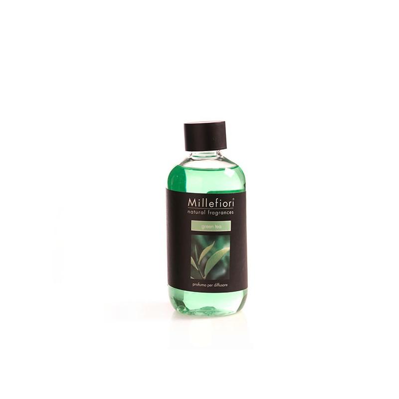 MILLEFIORI Natural: Nachfüll-Flasche, Duft GREEN TEA, 250ml_38706