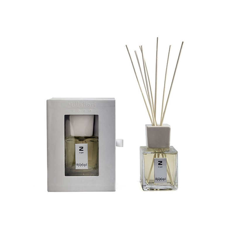 MILLEFIORI Zona, Fragrance Diffuser, Duft OXYGEN, 500ml_38765