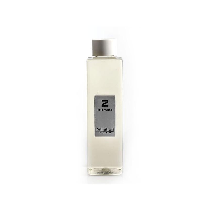 MILLEFIORI Zona: Nachfüll-Flasche, Duft FIOR DI MUSCHIO, 250ml_38809