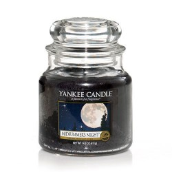 YANKEE CANDLE, Duftkerze Midsummer's Night, medium Jar (411g)_38882