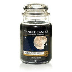 YANKEE CANDLE, Duftkerze Midsummers Night, large Jar (623g)_38893
