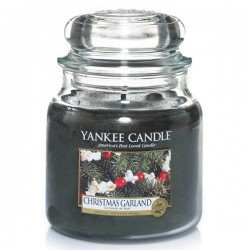 YANKEE CANDLE, Duftkerze Angel's Wings, medium Jar (411g)_39384