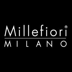 MILLEFIORI Car Air Freshener GO, Viola (Halter und 1 Duftkapsel Sandolo Bergamotto)_39604