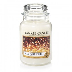 YANKEE CANDLE, Duftkerze All is Bright, large Jar (623g)_39795