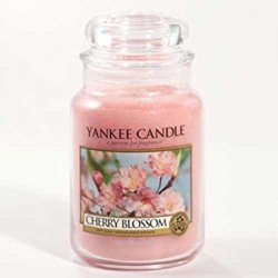 YANKEE CANDLE, Duftkerze Cherry Blossom, large Jar (623g)_39815