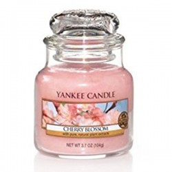 YANKEE CANDLE, Duftkerze Cherry Blossom, medium Jar (411g)_39818