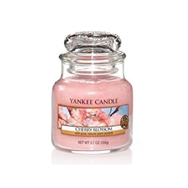 YANKEE CANDLE, Duftkerze Cherry Blossom, medium Jar (411g)_39818