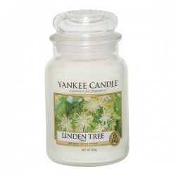 YANKEE CANDLE, Duftkerze Linden Tree, large Jar (623g)_39853