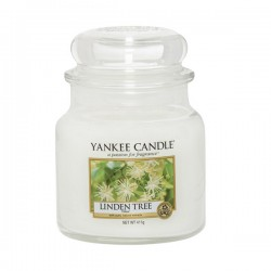 YANKEE CANDLE, Duftkerze Linden Tree, medium Jar (411g)_39856