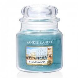 YANKEE CANDLE, Duftkerze Viva Havana medium Jar (411g)_39868