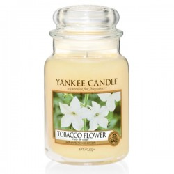 YANKEE CANDLE, Tobacco Flower, large Jar (623g)_39877