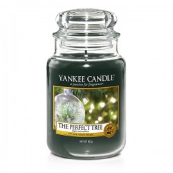 YANKEE CANDLE, The Perfect Tree, large Jar (623g)_39929